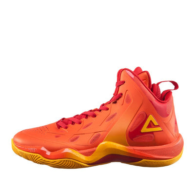 Challenger 2.1 Basketball Shoes - Orange - PEAK Sport Australia