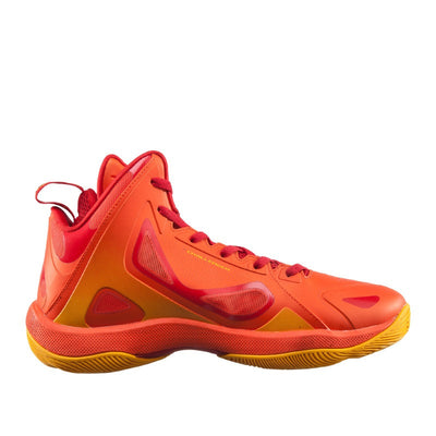 Challenger 2.1 Basketball Shoes (inner) - Orange - PEAK Sport Australia