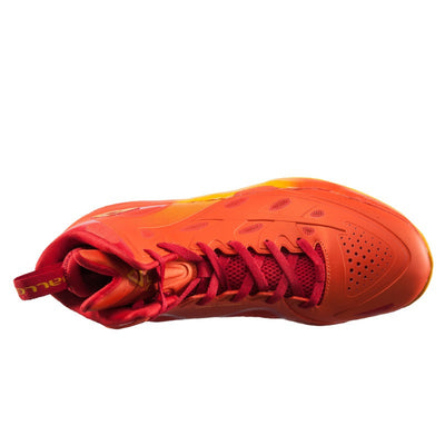 Challenger 2.1 Basketball Shoes (top) - Orange - PEAK Sport Australia