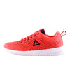 Athleisure Sneakers | PEAK Casual Lounge Knit - Fluro Orange