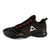 PEAK Basketball Ultralight - Black/Fluro Red