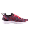 Casual Sneakers | PEAK Ath Knit - Neon Red