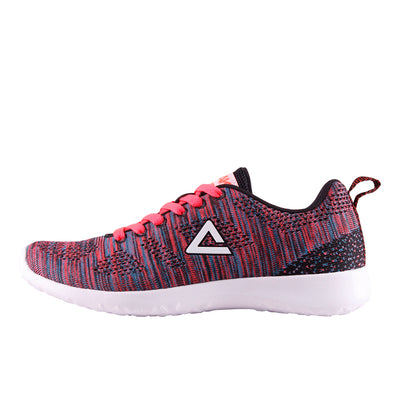 PEAK Casual Ath Knit - Neon Red