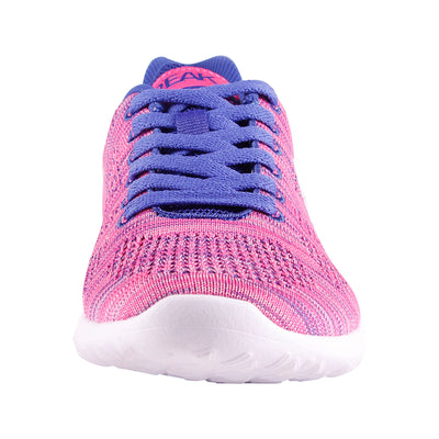 Casual Sneakers | PEAK Ath Knit - Pink/Purple