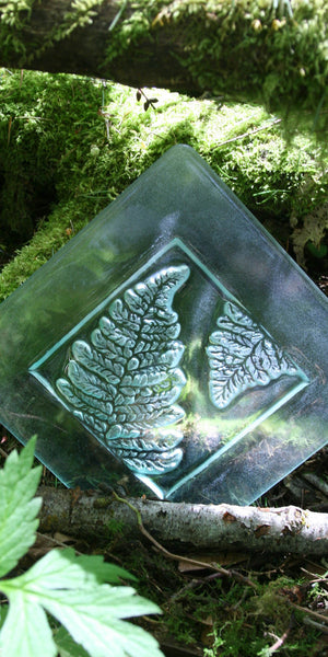 Forest Fern I Salad Plate