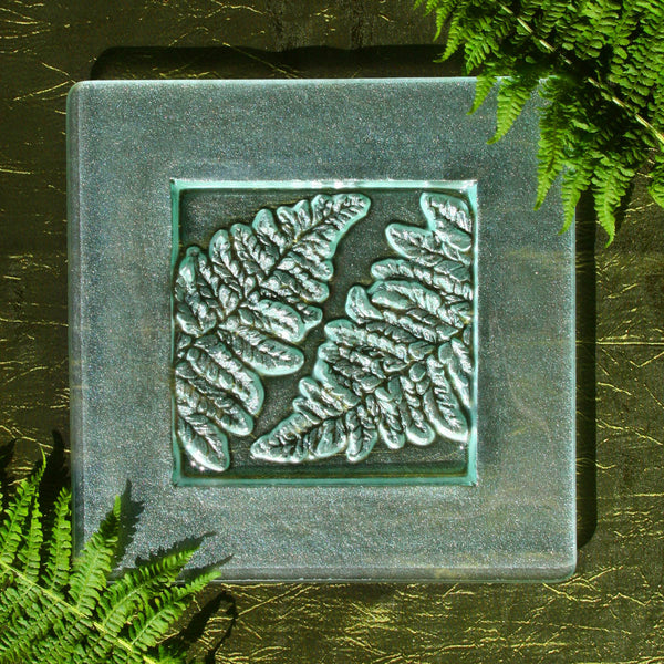 Forest Fern II Salad Plate