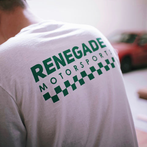 RENEGADE FINISH LINE T-SHIRT