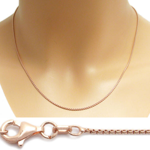 Rose Gold Plated Chains