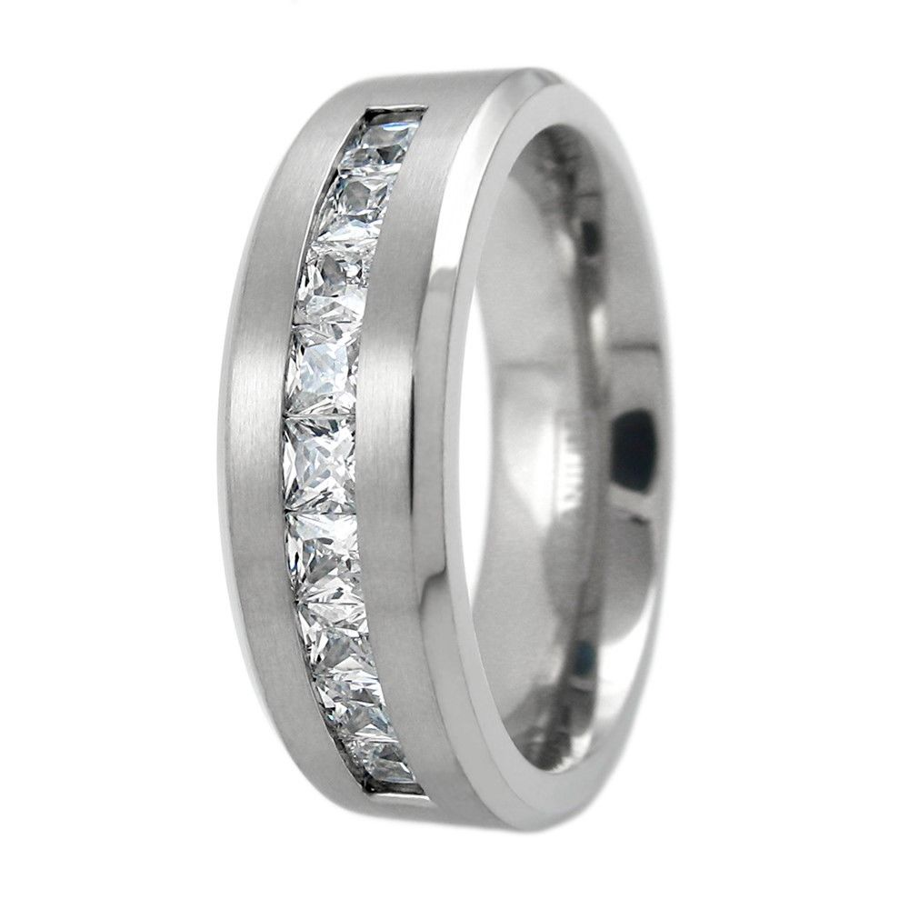 Mens Wedding Rings Size Z 2