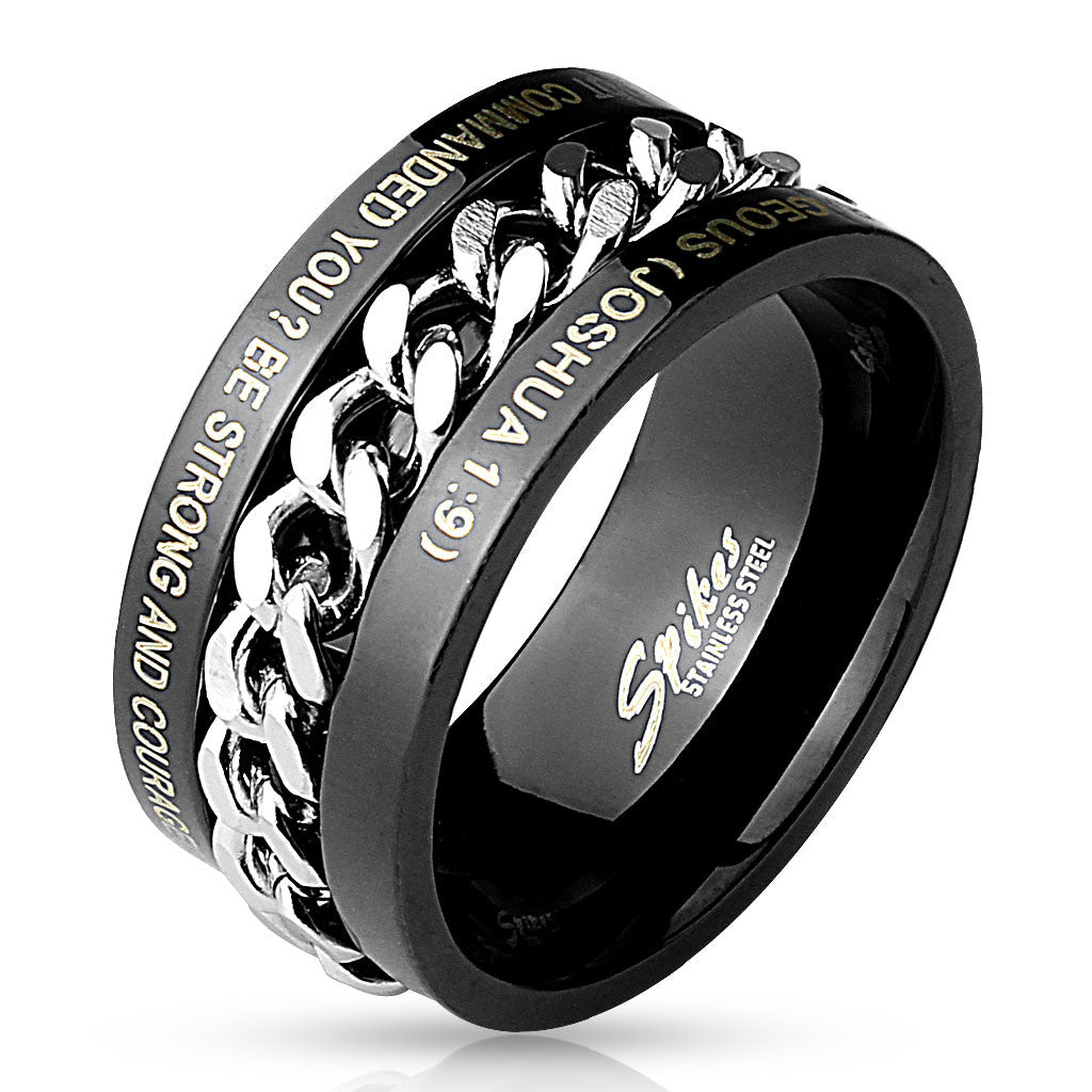 bands forever de band inspired be wedding beers jewellery rings personalized platinum engraved