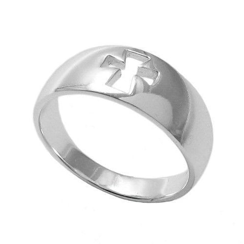 d3f25e7764f1d Wholesale Ladies' Sterling Silver Rings without Stones - 925Express