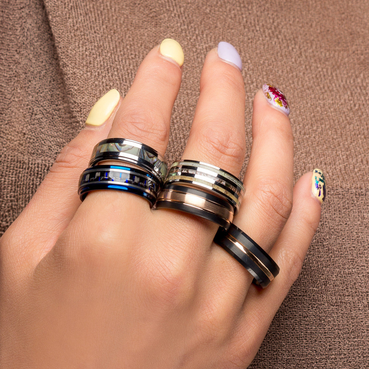 Wholesale Tungsten & Ceramic Rings and Wedding Bands. Page 3 ...