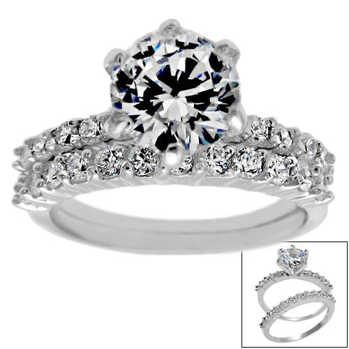 Wholesale Ladies' Engagement Rings And Engagement Sets
