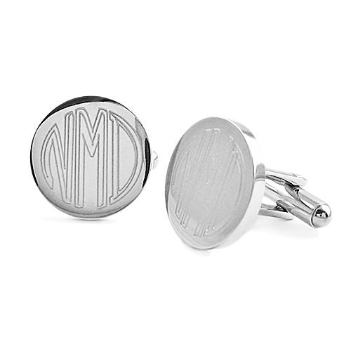 Engravable Cuff Links & Other Misc.
