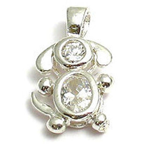 Cz Puppy Dog Charm Wholesale Sterling Silver Charms 925express