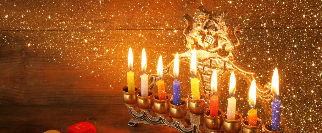 HANUKKAH: Celebrate the triumph of light over darkness