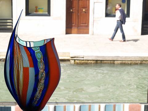 venice murano italy artists glass