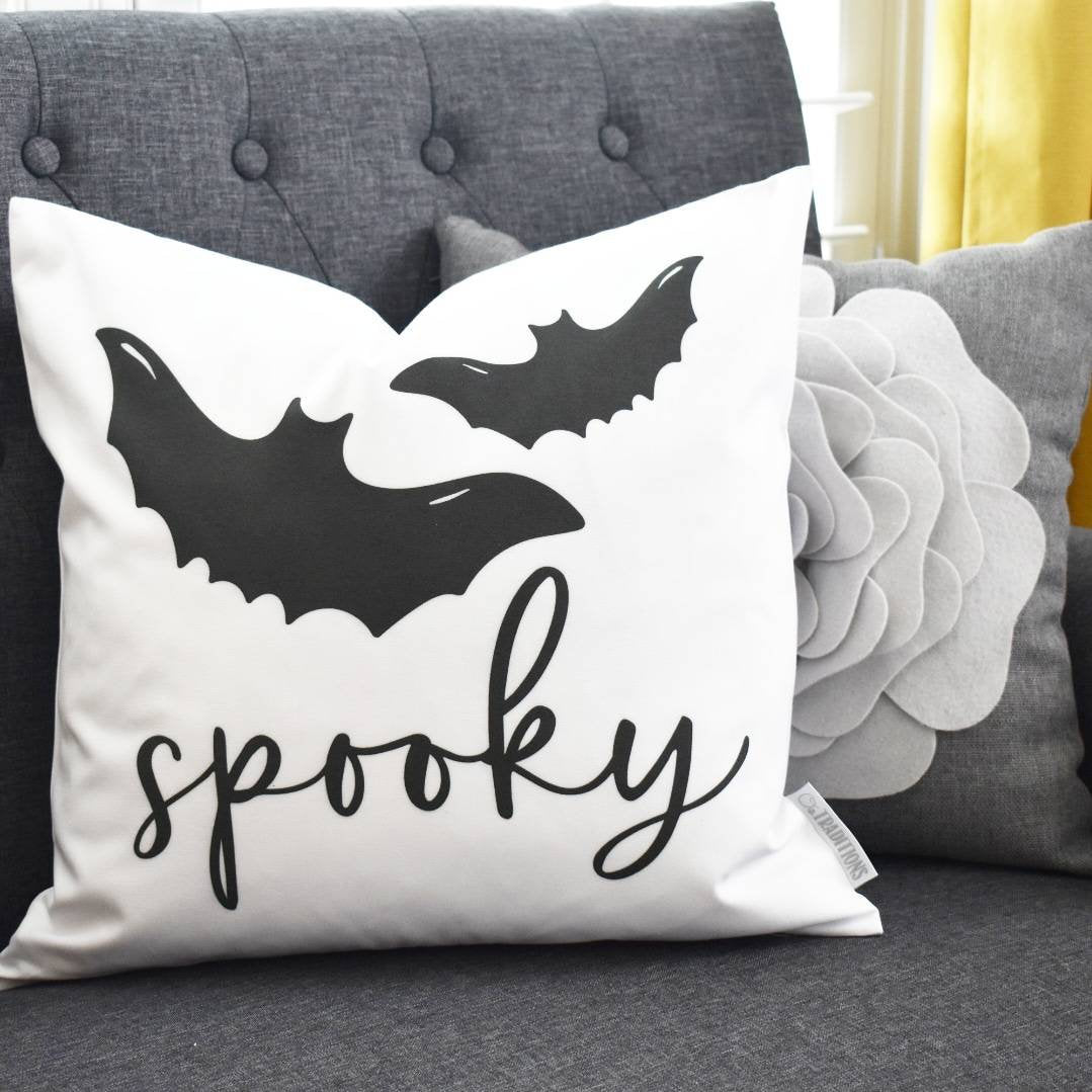 Halloween Pillow Cover, witches, goblins, and ghouls, Halloween Decor, Witch pillow, Fall pillow