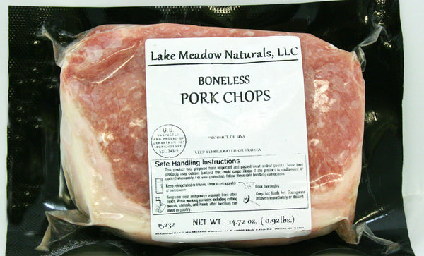 Boneless Pork Chop