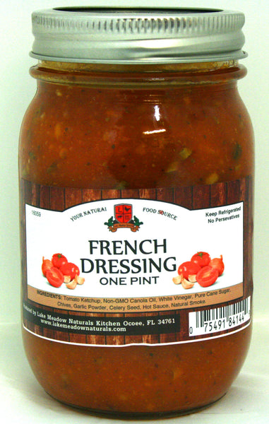 Lake Meadow Naturals French Dressing