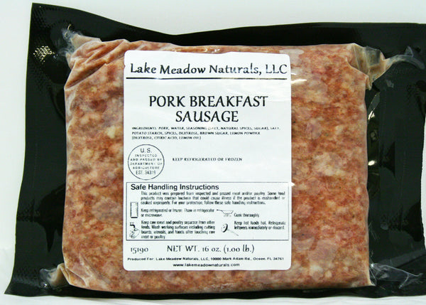 Pork Breakfast Sauage
