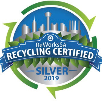 Organically Bath & Beauty receives Silver Recycling Certification