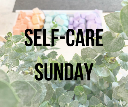 In our local stores here at San Antonio we love to embrace SELF-CARE SUNDAYS!
