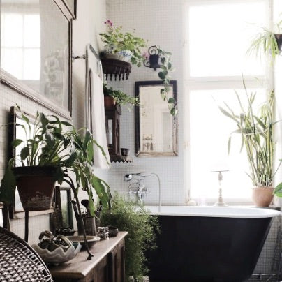 Turn Your Bathroom Into an Oasis