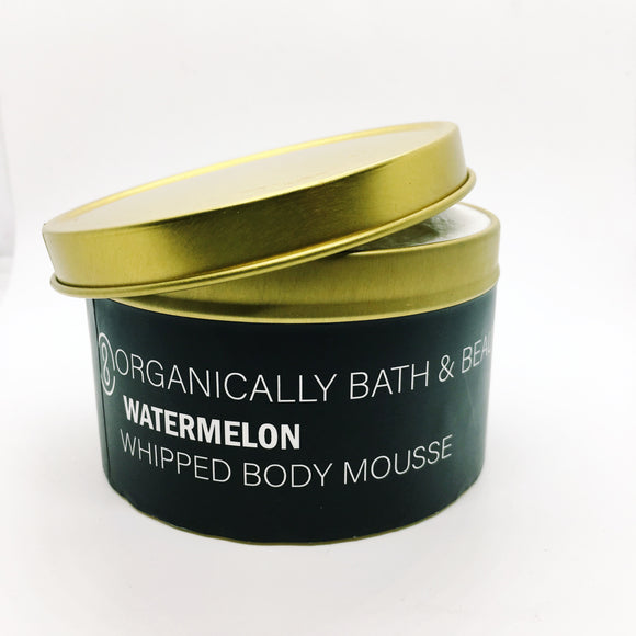 Watermelon Whipped Body Mousse (8oz)