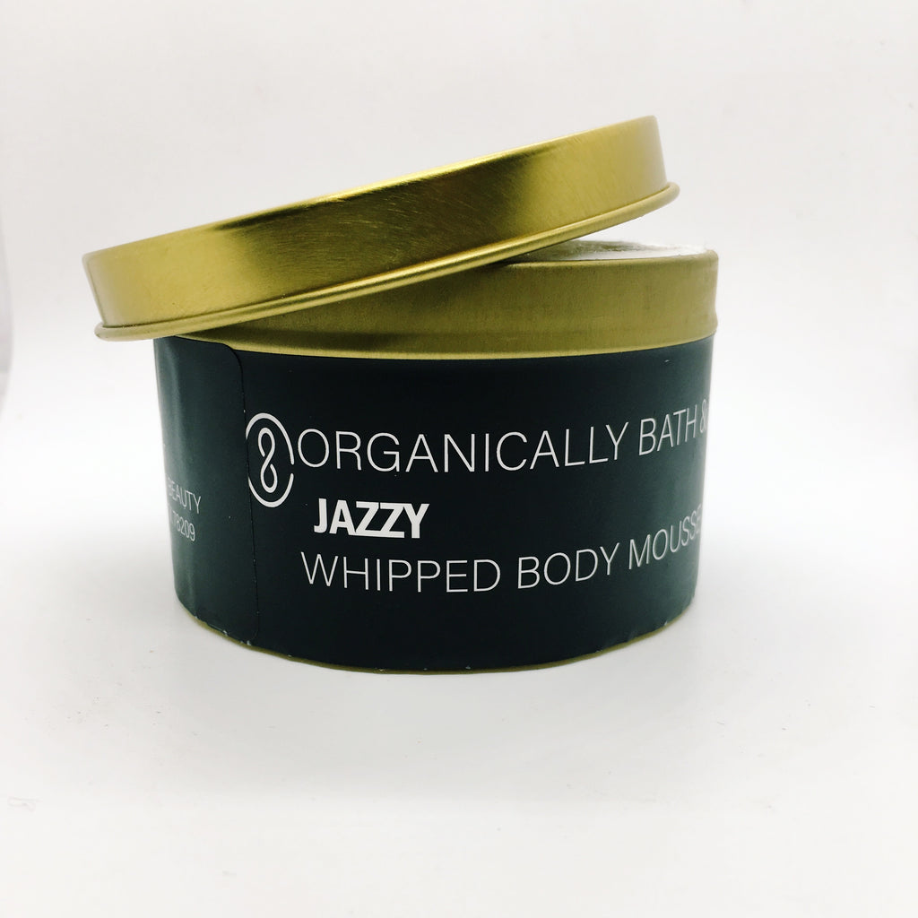 Jazzy Whipped Body Mousse (8oz)