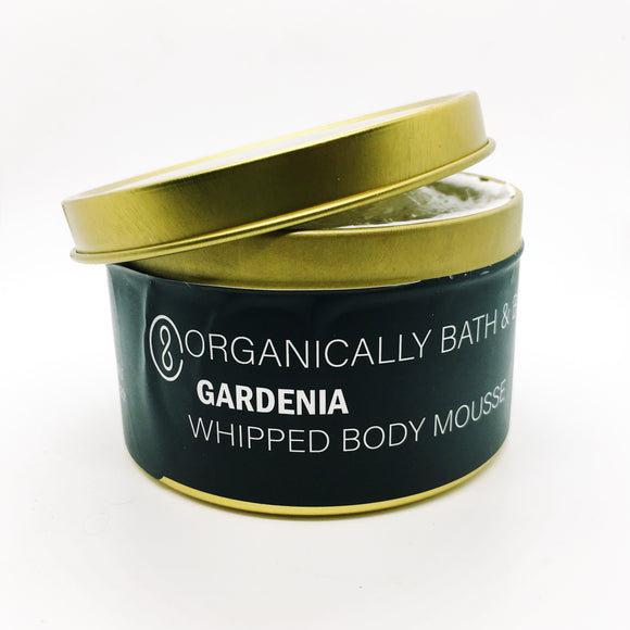 Gardenia Whipped Body Mousse (8oz)