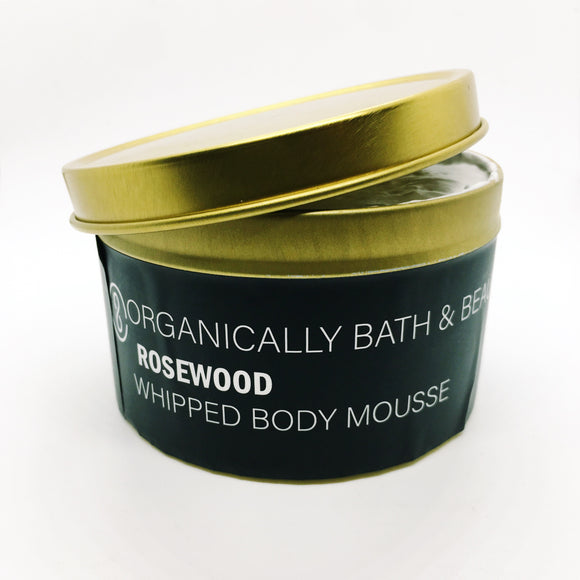 Rosewood Whipped Body Mousse