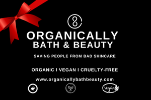 $10 Organically Bath & Beauty E-Gift Card