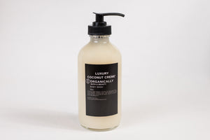 Coconut Creme' Body Wash