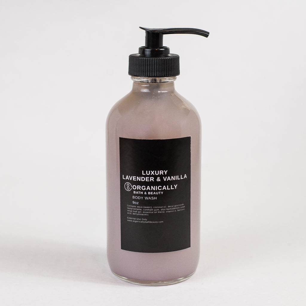 Lavender & Vanilla Body Wash