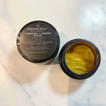 Load image into Gallery viewer, Turmeric + Ginger + Agave Facial Mask (Sample)