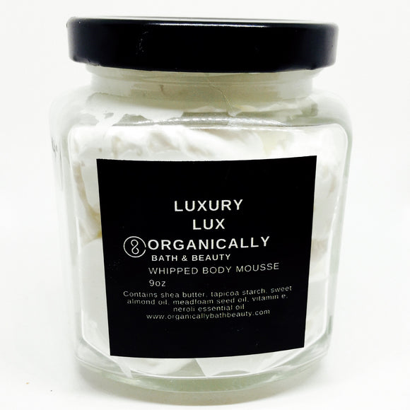 Lux Whipped Body Mousse