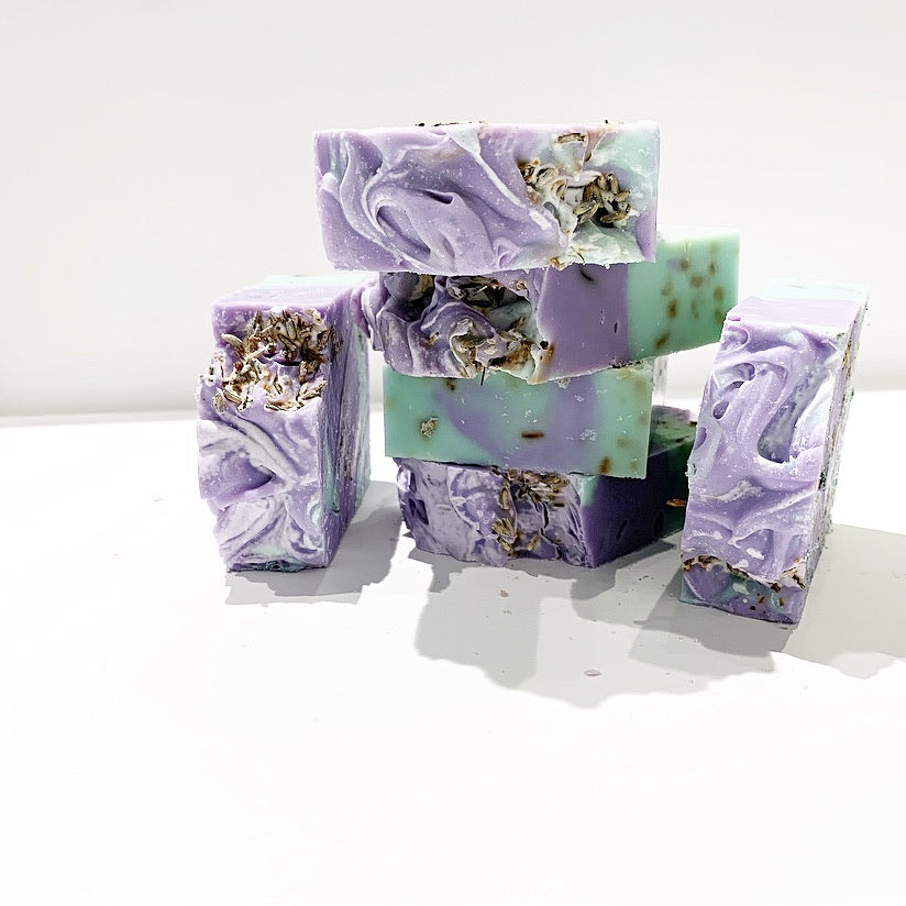 Lavender & Eucalyptus Soap Bar