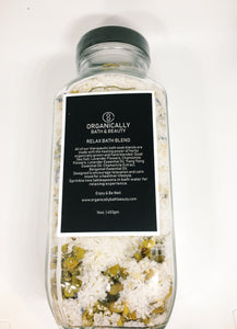 Soothing Bath Blend