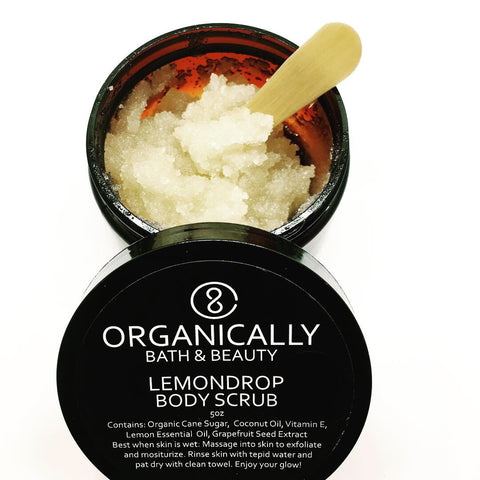 Lemondrop Body Scrub