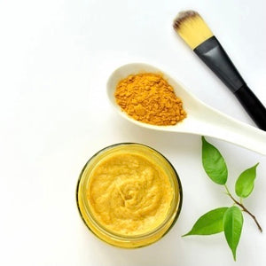 Turmeric + Ginger + Agave Facial Mask (Sample)