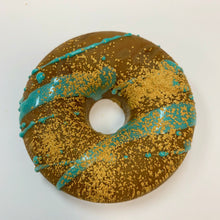 Load image into Gallery viewer, Chocolate Mint Donut Soap Bar