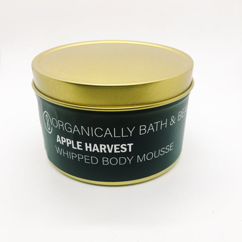 Apple Harvest Whipped Body Mousse