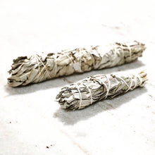 Load image into Gallery viewer, Organic White Sage Smudge Stick