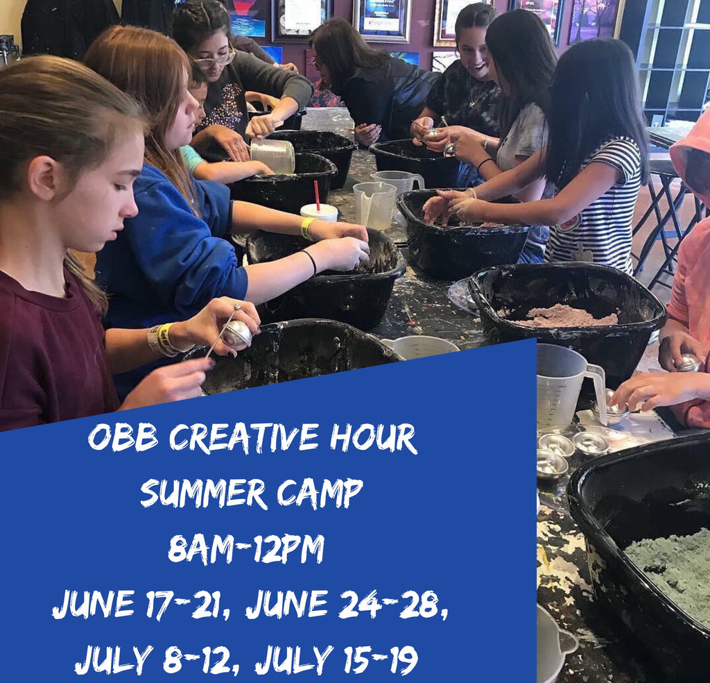 OBB Creative Hour Summer Camp | June 24-28
