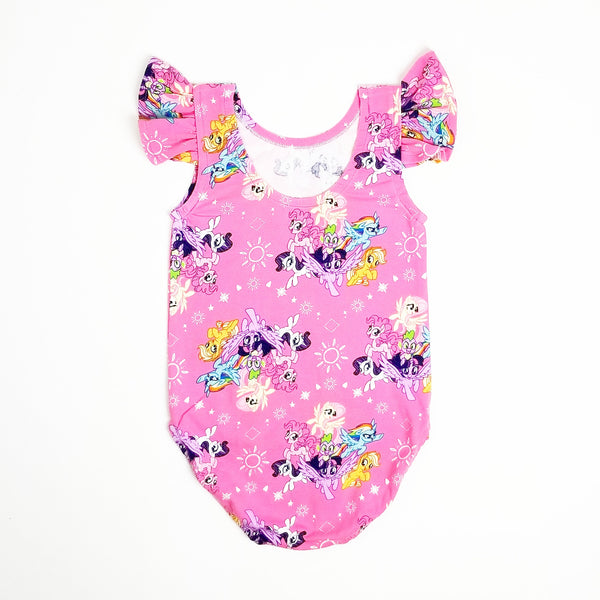 (3M-12Y) My Little Pony Standard Leotard