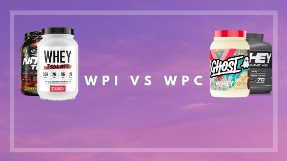 Whey Protein Isolate (WPI) vs Whey Protein Concentrate (WPC) | THE PROTEIN SHACK