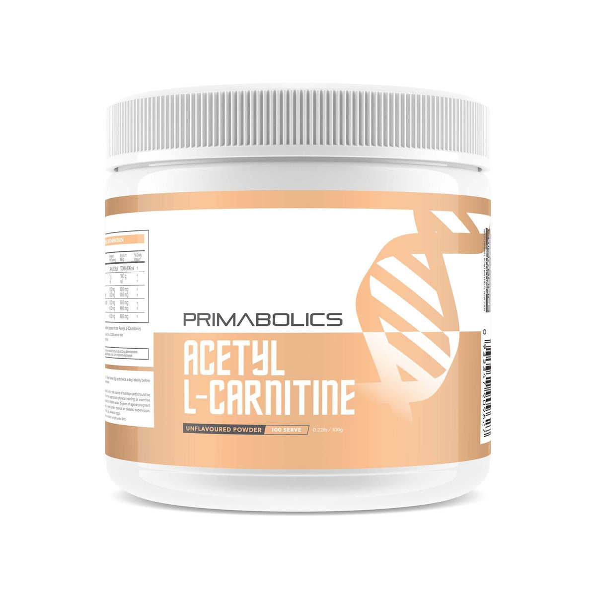 Primabolics Acetyl L-Carnitine - THE PROTEIN SHACK