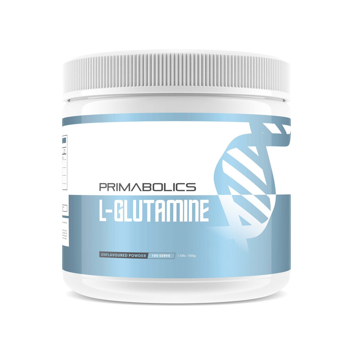 Primabolics L Glutamine 500g - THE PROTEIN SHACK