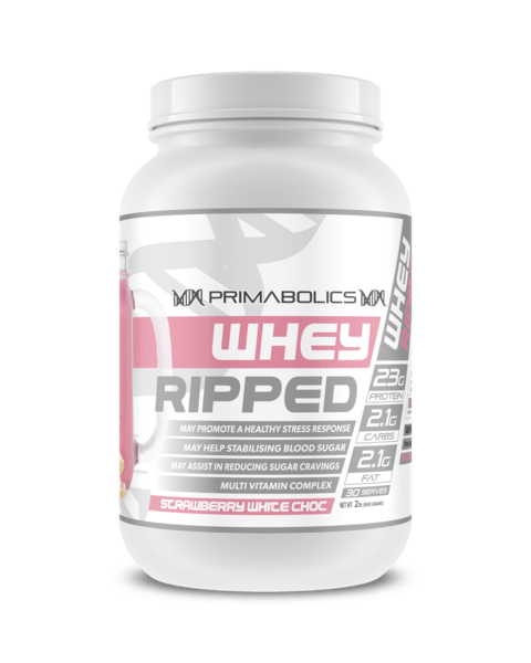 Primabolics Whey Ripped - THE PROTEIN SHACK